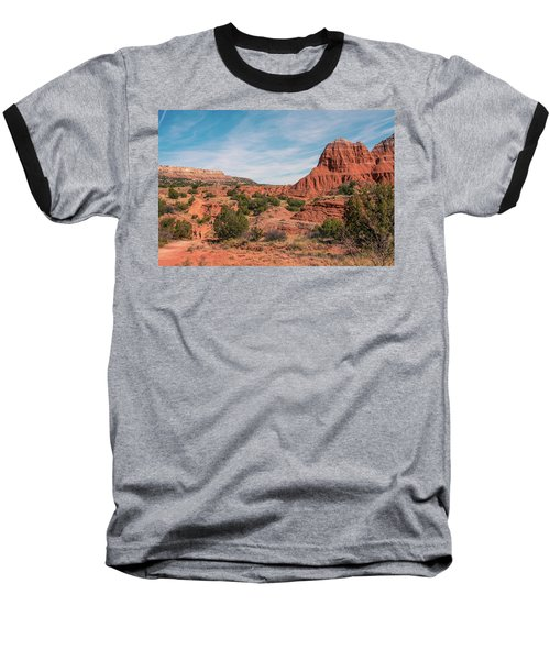 Canyon Hike Baseball T-Shirt