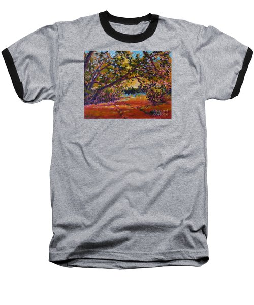 Canyon Light Baseball T-Shirt
