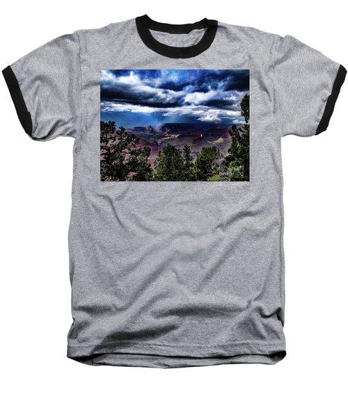 Canyon Rains Baseball T-Shirt