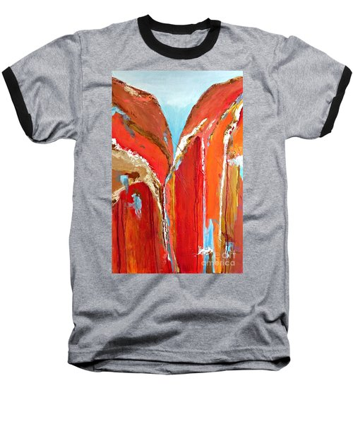 Canyon Reverie Baseball T-Shirt