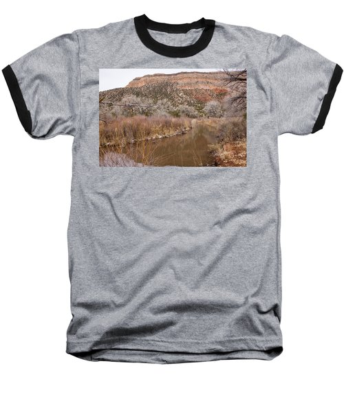 Canyon River Baseball T-Shirt by Ricky Dean