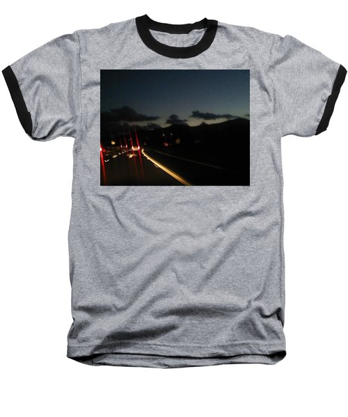 Canyon Road Winter Baseball T-Shirt