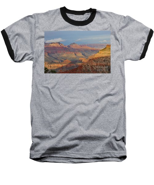 Canyon Sunset Baseball T-Shirt