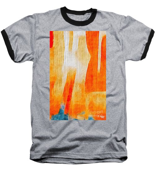 Canyon Baseball T-Shirt by William Wyckoff