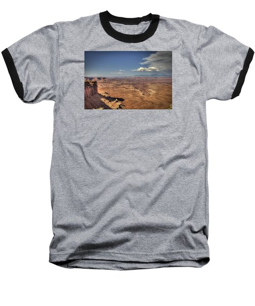 Canyonlands Colorado River Baseball T-Shirt