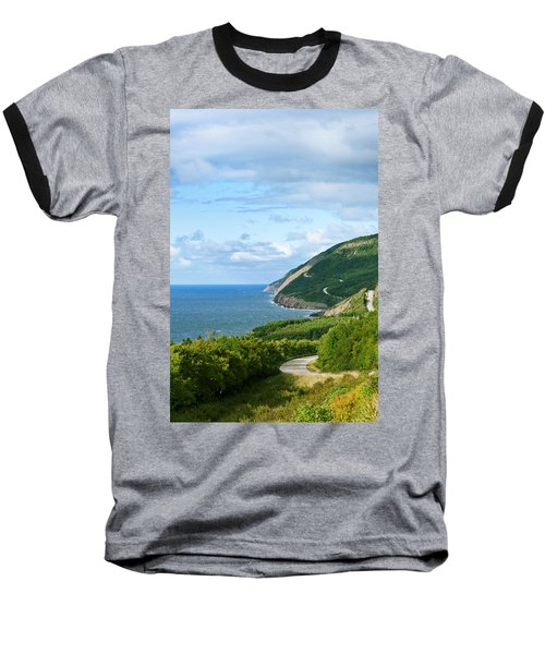 Cape Breton Highlands National Park Baseball T-Shirt