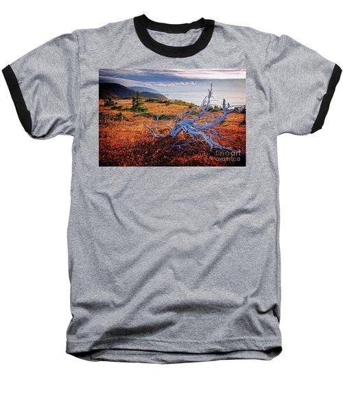 Cape Breton Highlands Baseball T-Shirt