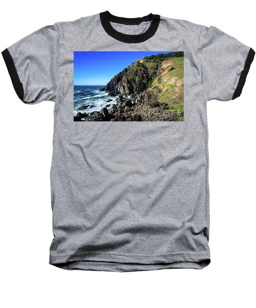 Cape Byron  Baseball T-Shirt