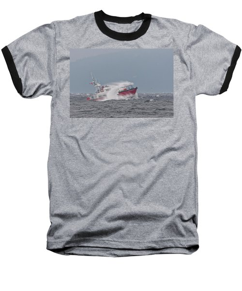 Baseball T-Shirt featuring the photograph Cape Cockburn by Randy Hall