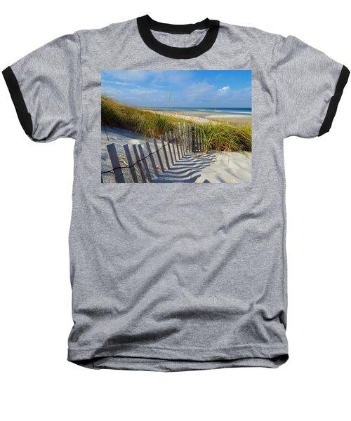 Cape Cod Charm Baseball T-Shirt