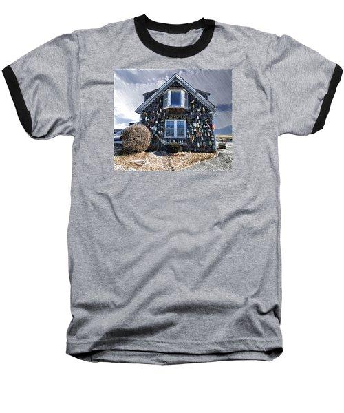 Cape Cod Christmas Bulbs Baseball T-Shirt
