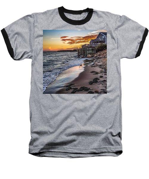 Cape Cod September Baseball T-Shirt