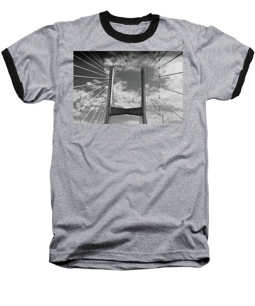 Cape Girardeau Bridge Baseball T-Shirt