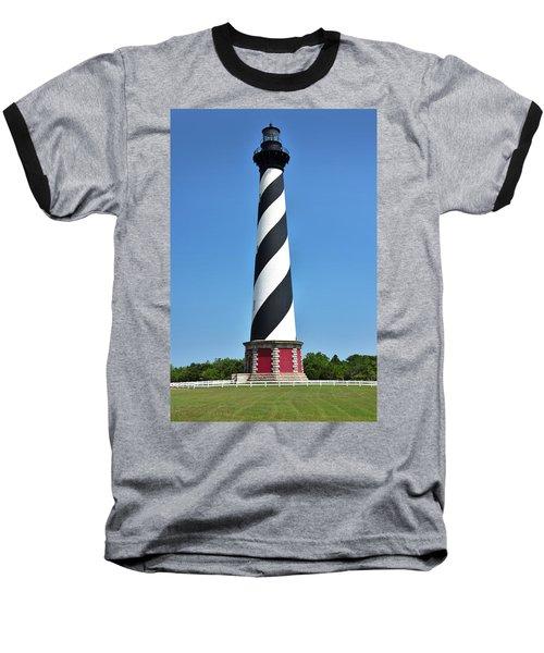 Cape Hatteras Light Baseball T-Shirt