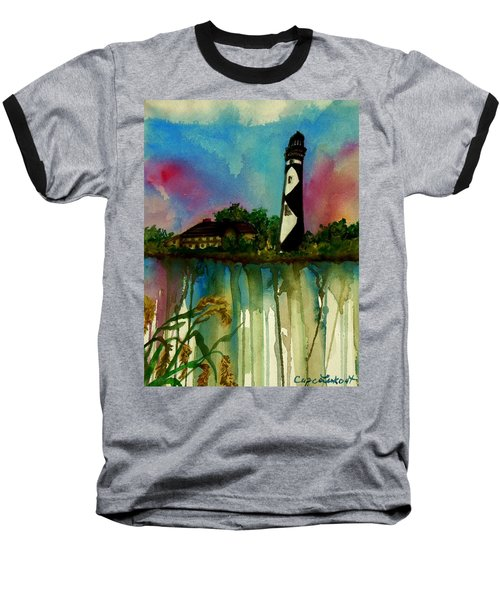 Cape Lookout Baseball T-Shirt