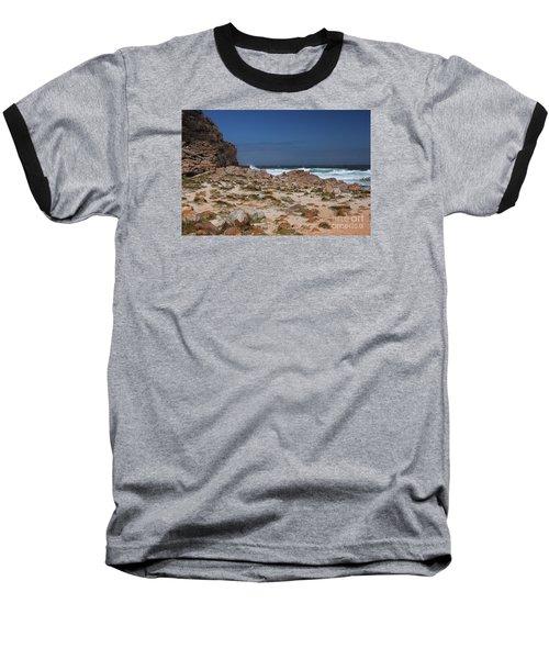 Cape Of Good Hope Baseball T-Shirt