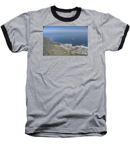 Capetown, South Africa Baseball T-Shirt