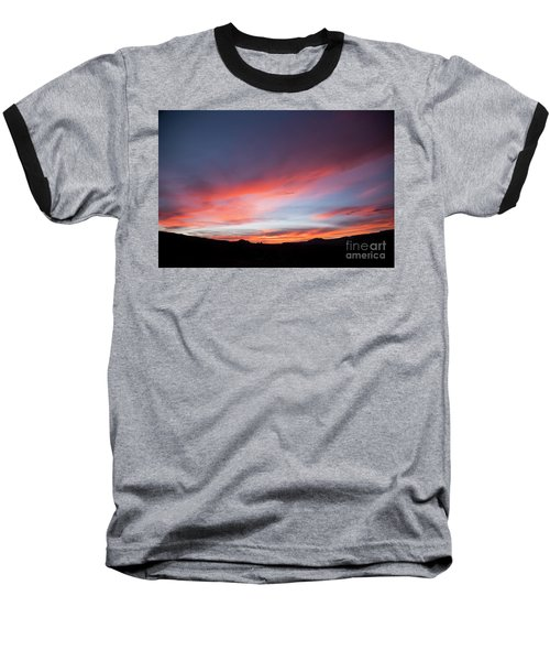 Capital Reef Sunset Baseball T-Shirt