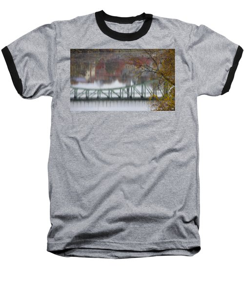 Capital Reflection Baseball T-Shirt