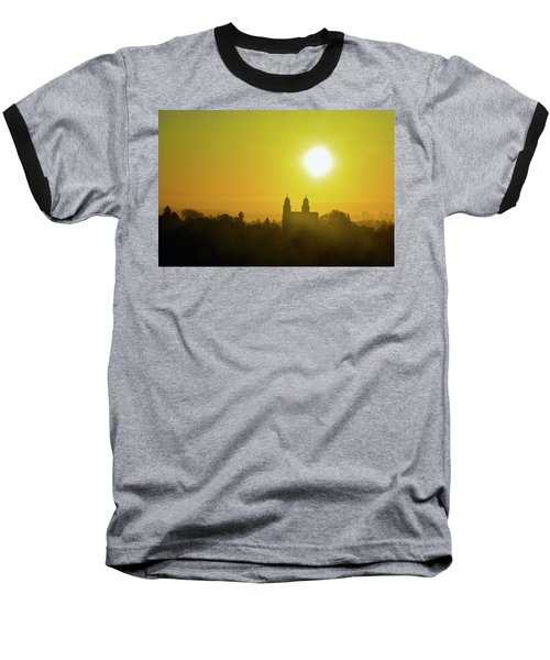 Capitol Hill Sunrise Too Baseball T-Shirt