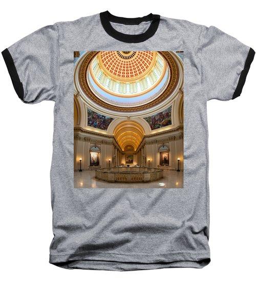 Capitol Interior II Baseball T-Shirt