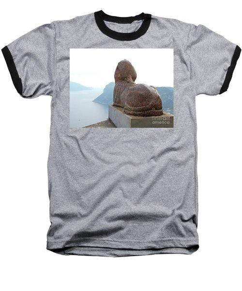 Capri, Villa San Michele 1 Baseball T-Shirt