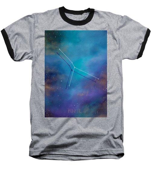 Cancer Constellation Baseball T-Shirt