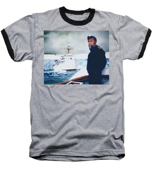 Capt Derek Law Baseball T-Shirt