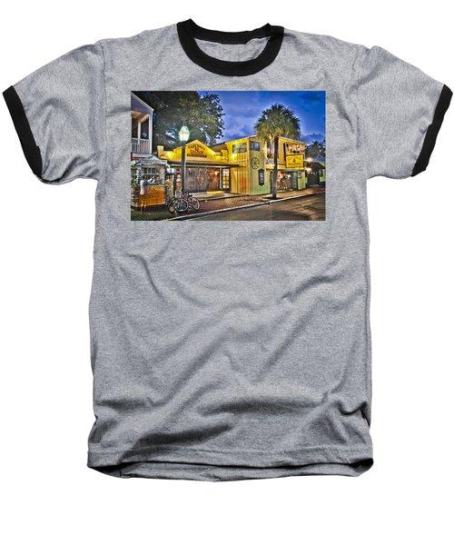 Capt. Tonys Baseball T-Shirt