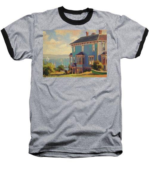 Captain's House Baseball T-Shirt