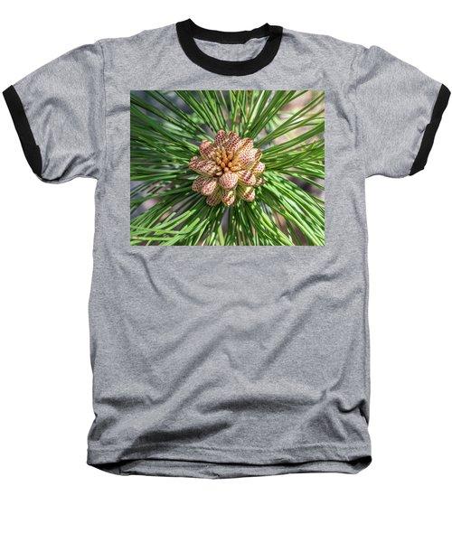 Captivating Pine Baseball T-Shirt