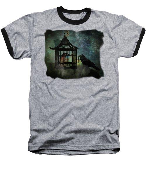 Captivity Baseball T-Shirt
