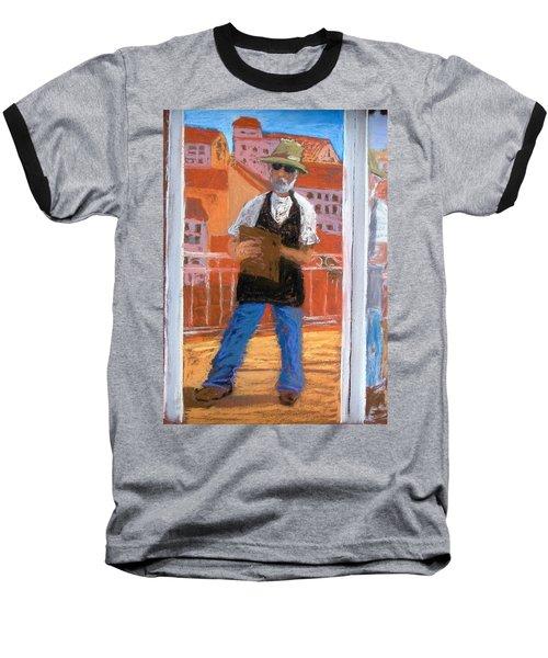 Captured In Antibes Baseball T-Shirt