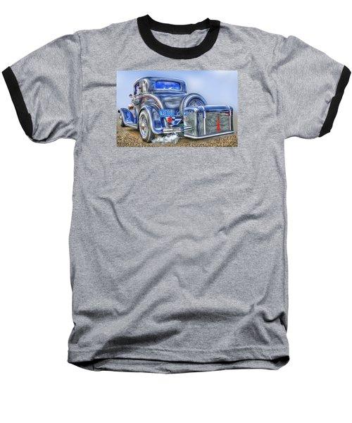 Car 54 Rear Baseball T-Shirt