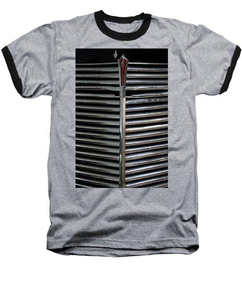 Car Radiator I Baseball T-Shirt by Helen Northcott