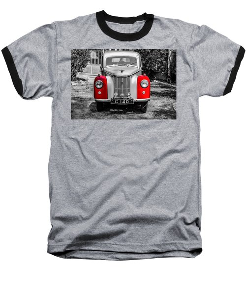 Car Baseball T-Shirt