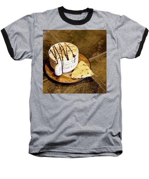Caramel Macchiato Baseball T-Shirt