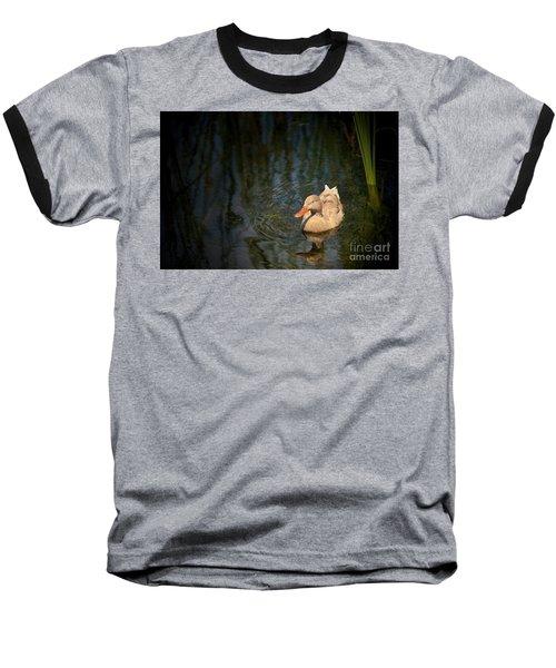 Caramel Mallard Baseball T-Shirt