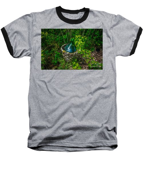 Carboy In A Basket Baseball T-Shirt