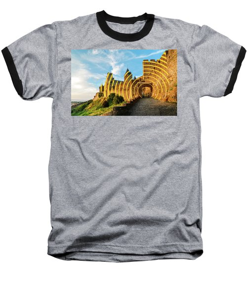 Carcassonne's Citadel, France Baseball T-Shirt