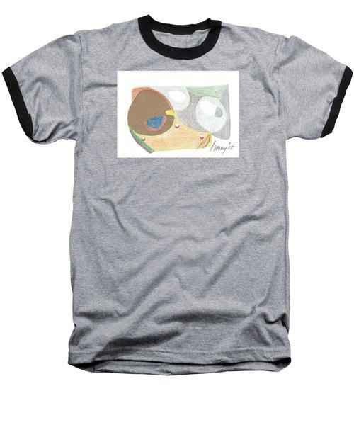 Card 5 Baseball T-Shirt by Rod Ismay