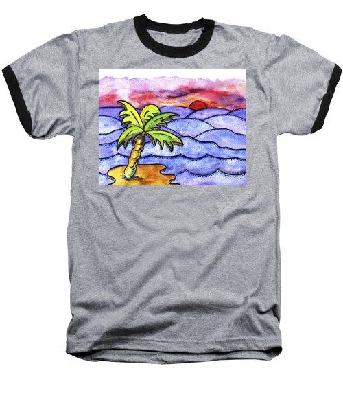 Rolling Seas Baseball T-Shirt