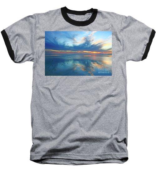 San Elijo Sky Baseball T-Shirt