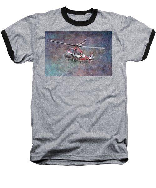 Care Flight Baseball T-Shirt