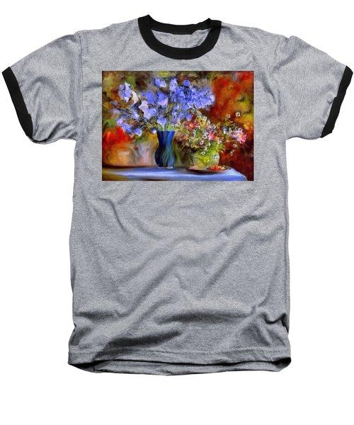 Caress Of Spring - Impressionism Baseball T-Shirt