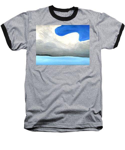 Caribbean Trade Winds Baseball T-Shirt