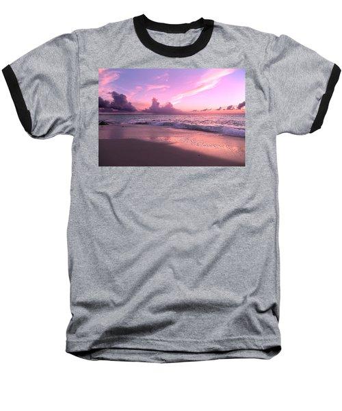 Caribbean Tranquility  Baseball T-Shirt