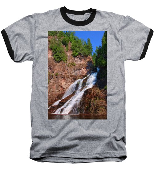 Caribou Falls Baseball T-Shirt