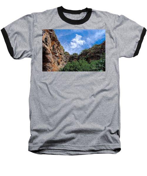 Baseball T-Shirt featuring the photograph Carlsbad Caverns by Gina Savage
