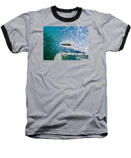 Baseball T-Shirt featuring the photograph Carmel Blues by Paul Topp